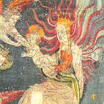 Tapisserie d'Angers - La femme revêtue du soleil